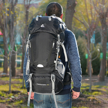 Free Knight 60l Outdoor Backpack Rucksack  Waterproof Travel  Sport Trekking Camping Backpack Hiking Backpacks Climbing Bags