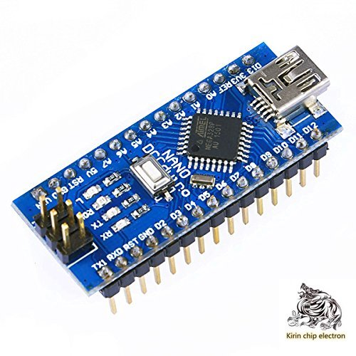 5PCS/LOT 2014 Version Nano V3.0 ATMEGA328P Modified Version Soldered Without Wiring
