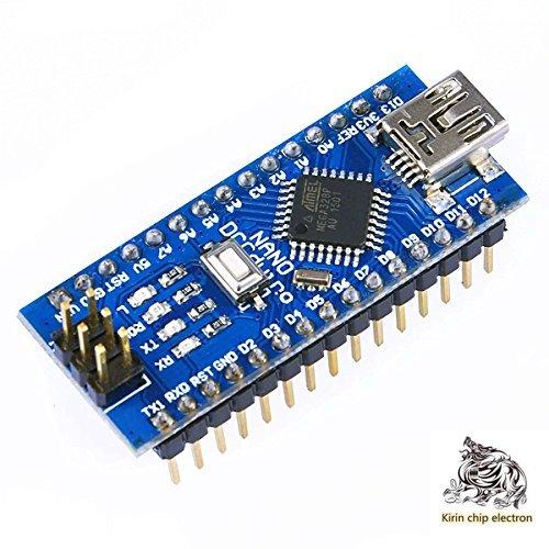 5PCS/LOT 2014 Version Nano V3.0 ATMEGA328P Modified Version Soldered Without Wiring