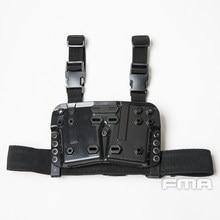 2020 yeni FMA bırak bacak Mag taşıyıcı TB1375 BK/DE taktik tüfek ve tabanca dergisi