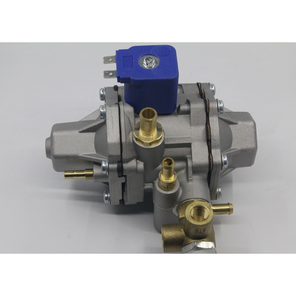 Methane AT12 GNC Regulator For Cng Conversion Kits For Sale Gas Pressure Reducer Electronic Reducer Valve FOR GNC CNG Car