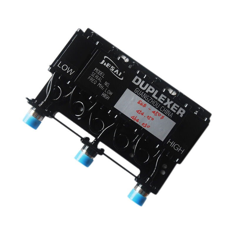 10W VHF 6 Cavity Duplexer SGQ-150X Type (TX; 152.150 RX; 157.850)