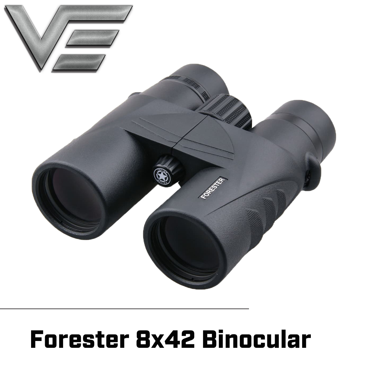 Vector Optics Forester 8x42 Binocular Tactical scope Hunting Sight Water proof 4 Groups 6 Lens Silver Coated Prism for Shooting