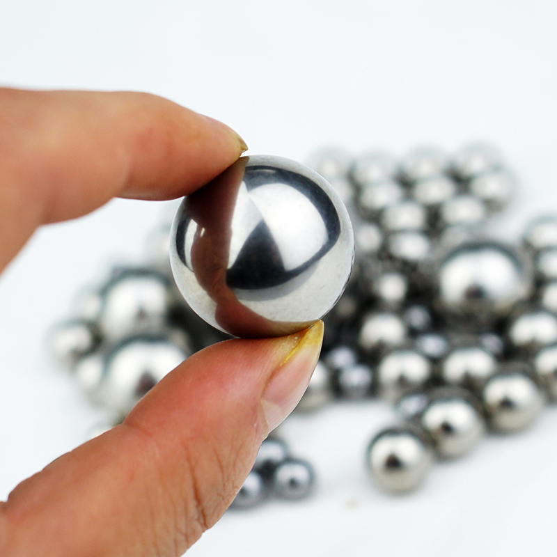 50pcs-1000pcs Mini Solid 316 Stainless Steel Balls 1 1.5 2 2.5 3 4 4.5 5 5.5 6 7 8 9.525 10 11 12 13.5 Mm Steel Bearing Ball