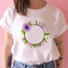 Для женщин с длинными рукавами и цветочным узором на обруч роспись