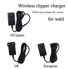 Barbershop Eu/Uk/Us/Japan Plug Draadloze Tondeuse Snelle Oplader Clipper Power Adapter, geschikt Voor Wahl Haircut Gereedschap