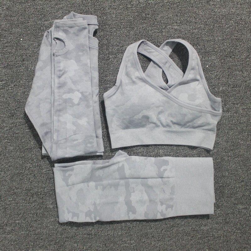 3PCS Gray Set