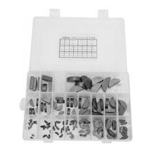 Assortment-Kit Flywheel-Pulley Woodruff-Key Wood-Tools for Multiple-Purpose 135pcs Crank