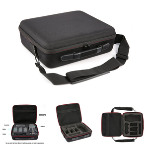 Image 1 - For Mavic 2 Carrying Case Hard Shell Storage Bag+8743 Low Noise Propeller+Drone Parking Apron Waterproof Pad For DJI Mavic 2 Pro