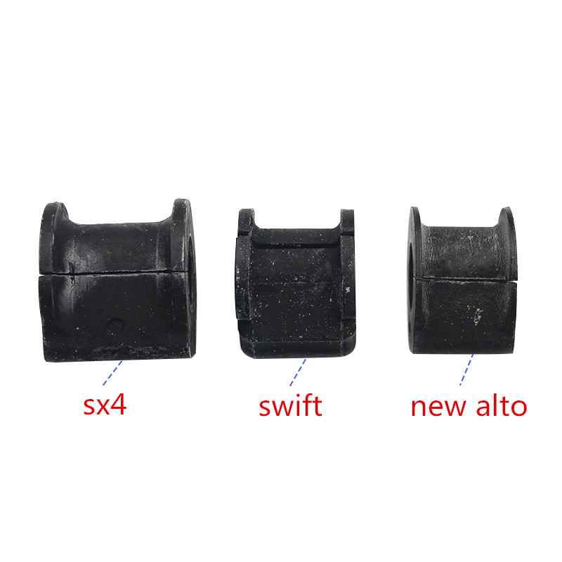 Balance bar rubber bushing for SX4 Swift New alto Vitra Stabilizer lever rubber sleeve