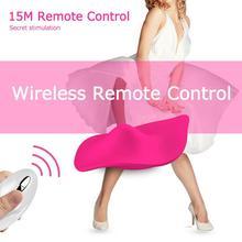 Good Healthy Invisible Wearable Wireless Remote Control Vibrating Egg Jumping Female Utensils высокотехнологичный вибратор silent waterproof g wireless mini vibrating egg av