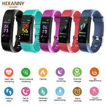 New bluetooth Smart Watch Men Women Heart Rate Monitor Blood Pressure Fitness Tracker Smartwatch Sport Watch for ios android Men цена