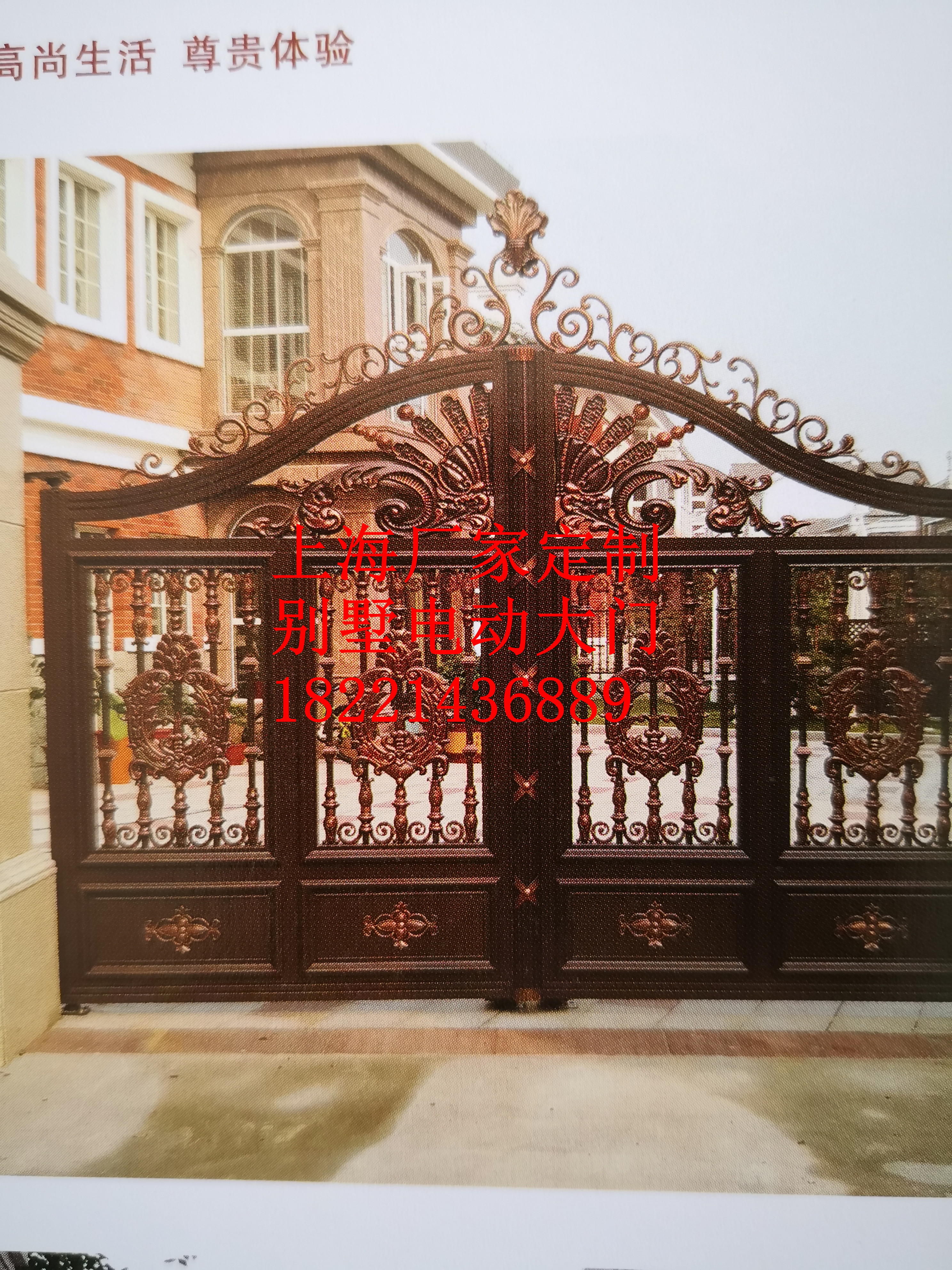Shanghai Hench  Custom USA Australia Home Use Decorative Grill Gate For Main Door
