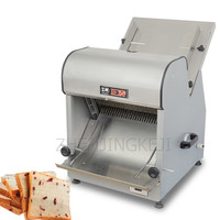 31 Tablets Toast Bread Slicer The Mall Bakery Automatic Stainless Steel Hamburg Sandwich Divider Commercial Appliances 250W