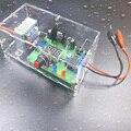 LM317 DIY Набор Регулируемый регулятор напряжения 220V до 1 25 V-12 5 V понижающий модуль питания PCB плата электронные комплекты