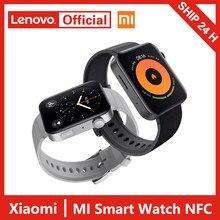 Xiaomi-reloj inteligente con GPS, pulsera con NFC, WIFI, ESIM, llamadas telefónicas, MIUI, Android, deportivo, Bluetooth, Fitness, control del ritmo cardíaco