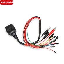Mpps V18 ブレイクアウトtricoreケーブルobdブレイクアウトecuベンチピン配置ケーブル