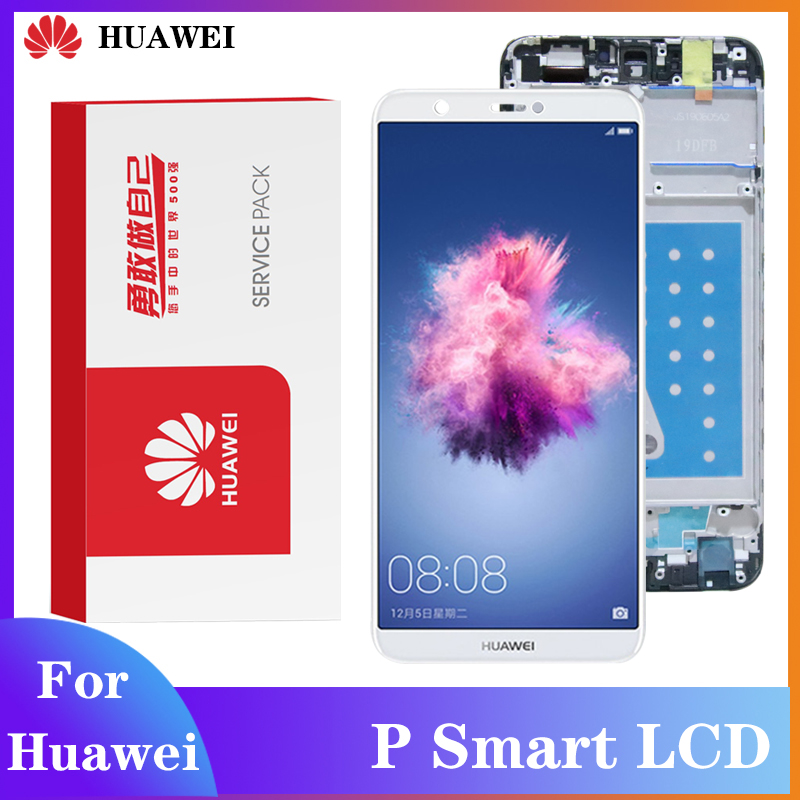 Оригинальный экран для Huawei P AR ЖК-дисплей дигитайзер сборка сенсорный дисплей относится к Huawei Enjoy дисплей для FIG-LX1