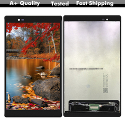 AAA Lcd For 8.0 Lenovo Tab 3 Plus Tab3 8703X TB-8703F TB-8703N TB-8703X LCD Display Screen Digitizer Touch Panel Glass Assembly