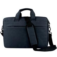 Handbag Shoulder Laptop Bag For Apple Macbook Air Pro Laptop Anti-Scratch Cover For Mac Book