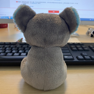 Image 2 - Ty Beanie Plush Animal Koala Soft Stuffed Toys 15cm