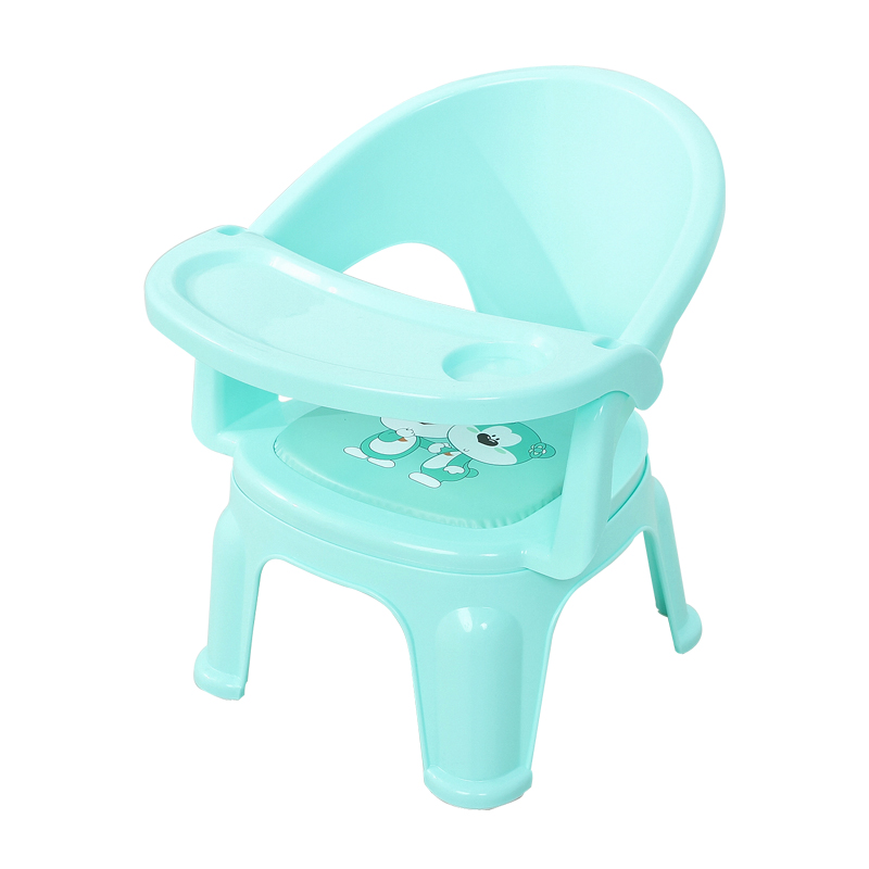 Children's Dining Chair Called Chair With Dinner Plate Baby Meal Table Child Chair Dining Table Backrest Baby Stool WY5