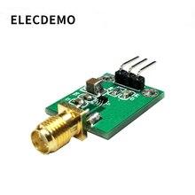 Adl5501 módulo detector de energia módulo rf 50 m 4g medição de potência medidor de energia função de detecção linear placa de demonstração