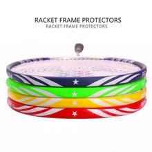 Badminton racket head edge protector tape pu anti paint off