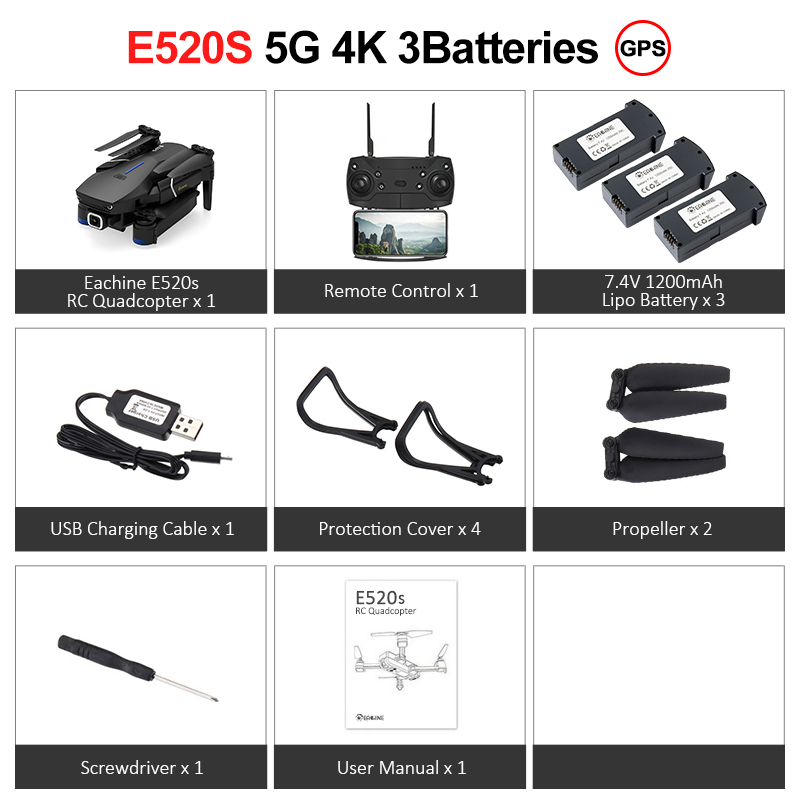 E520S 5G 4K 3B