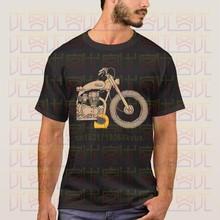 Deus ex machina motocicleta legal t camisa 2020 novo verão dos homens de manga curta popular camiseta topos incrível unisex