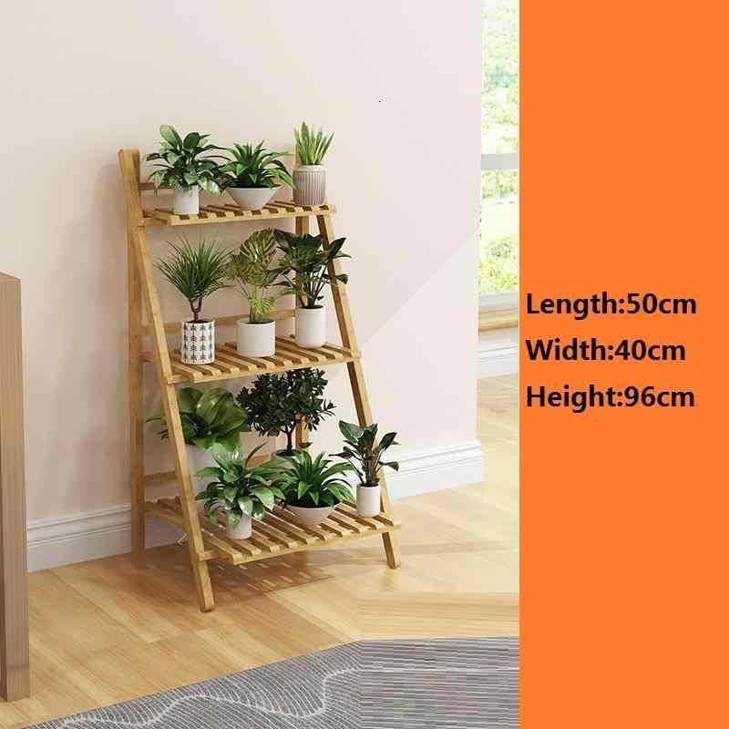 Para Plantas ไม้ Estanteria Jardin Plantenrekken ไม้ชั้นวางสำหรับรัก Bunga ระเบียงชั้นวางของโรงงาน Rack Dekoration ขาตั้งดอกไม้