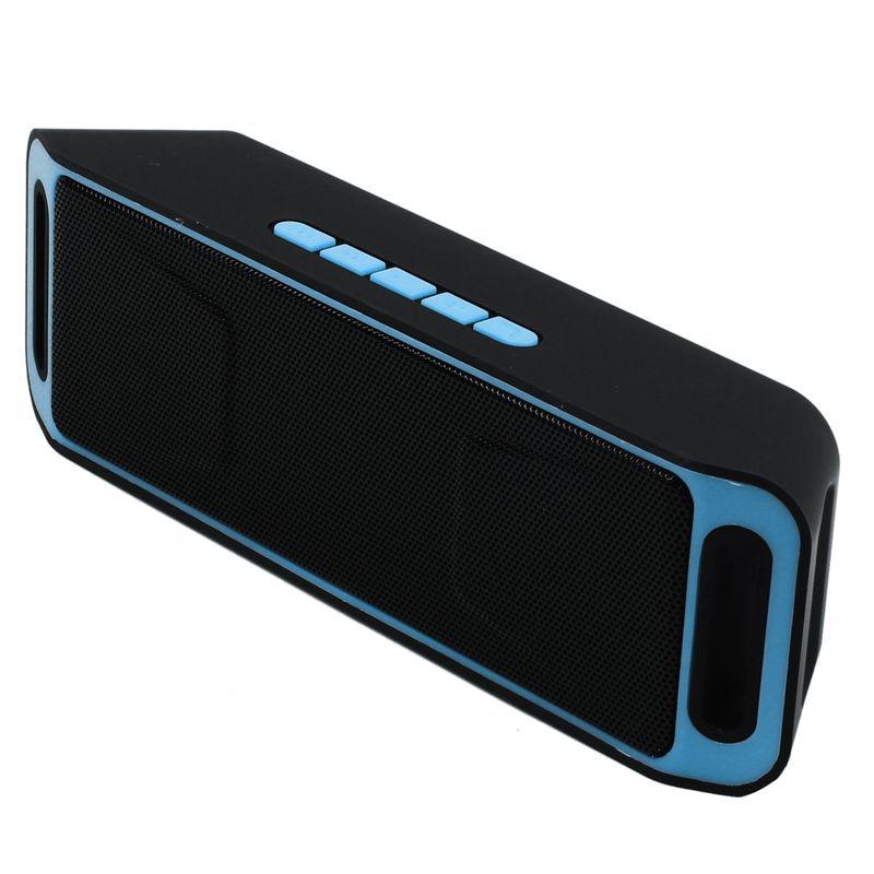 MINI Wireless Bluetooth Speaker USB Flash FM Radio Stereo Bass MP3 Music Player