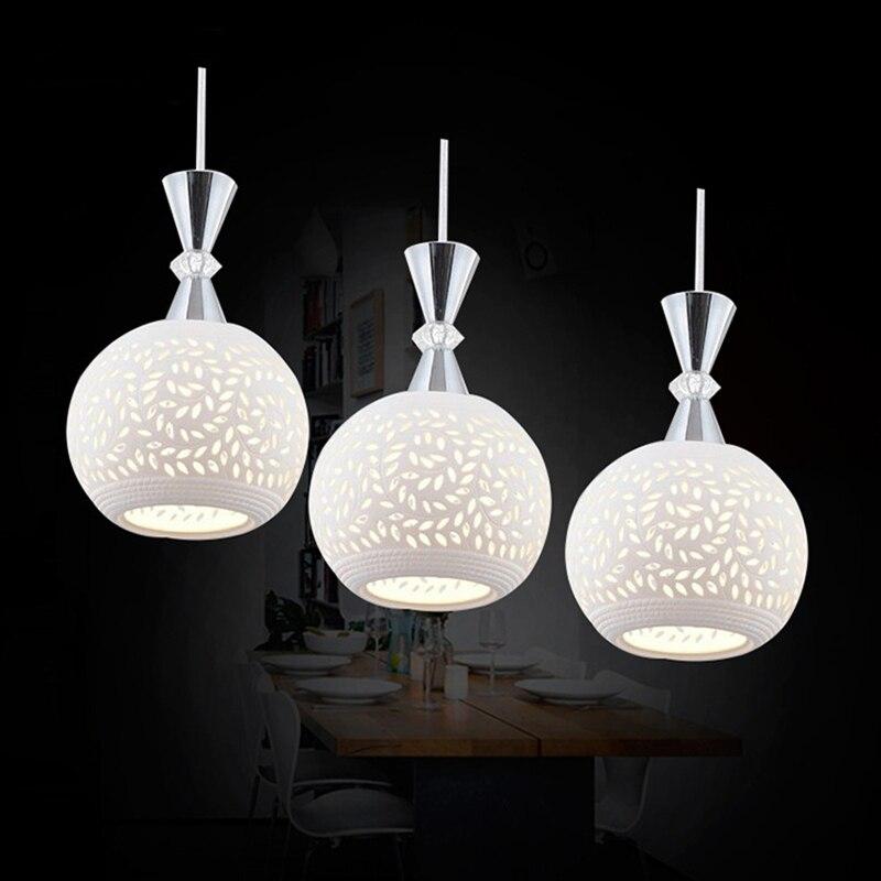 Nowoczesny wisiorek led Light do kuchni jadalnia zawieszenie oprawa wisząca lampa do kawiarni sypialnia wisząca lampa