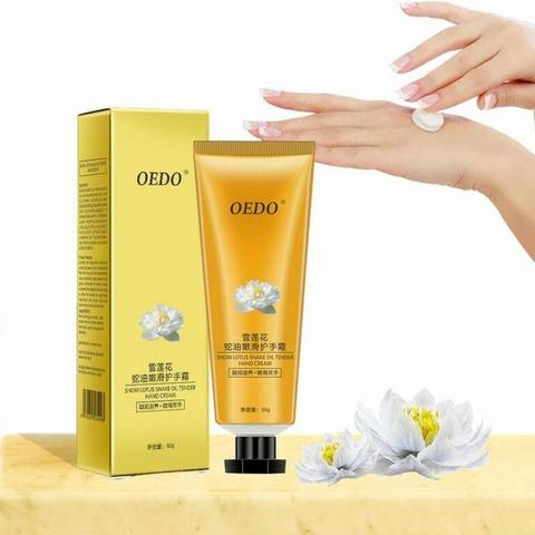 Snow Lotus Snake Oil Moisturizing Cream Anti-Wrinkle Whitening Sunscreen Hand Skin Care Products Pakistan