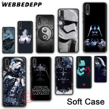WEBBEDEPP 207N Darth vader Star wars Child Soft Silicone Phone Case for Huawei P30 P20 P10