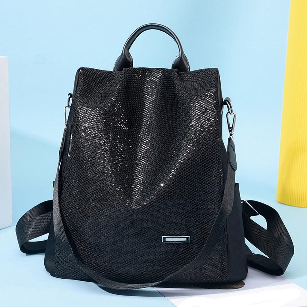 New Useful Backpacks Fashion Ladies Large Capacity Versatile Shoulder Bag Shoulder Bag Mochilas Feminina Bagpack Mochila Mujer
