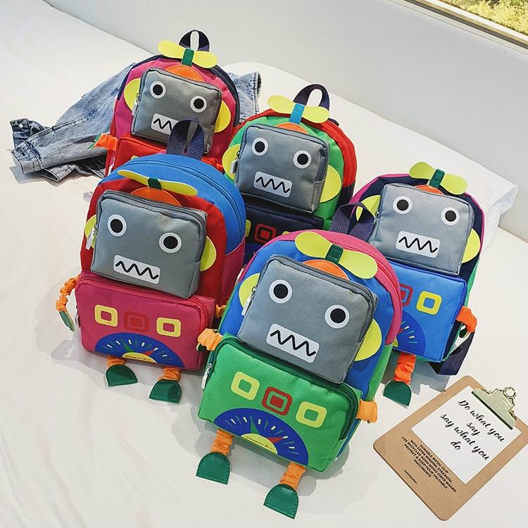 Cute Cartoon Plush Panda Backpack Women Kids Schoolbag Travel Shoulder Bag Sweet