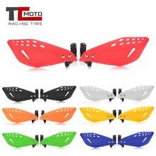 Protection des mains de moto 1 paire 22mm | Bouclier de Protection pour moto, Motocross, coupe-vent, guidon protège-mains, équipement de Protection