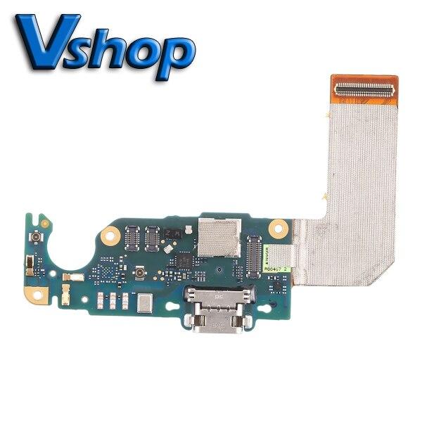Для HTC U Ultra плата с зарядным портом для HTC U Play Phone Flex замена кабелей Parts плата зарядного устройства с USB Dock