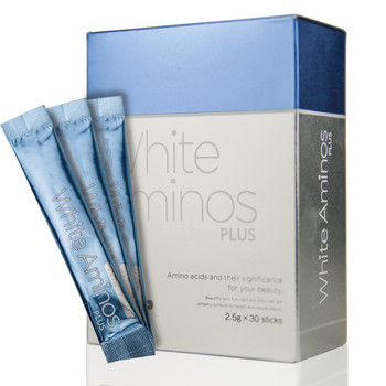 White Aminos AG  anti-sugar amino acid white creatine powder , Smooth ,bright skin ,30 bags/box Multiple amino acid