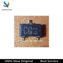 50 Pçs/lote 2SC2411K T146Q SOT-23 CQ 100% Original Novo 2SC2411KT146Q Em Estoque Maior Desconto para Mais Quantidade
