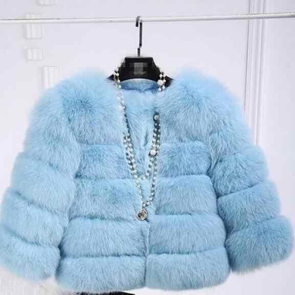5XL норковые пальто для женщин 2019 зима новое розовое пальто из искусственного меха элегантная Толстая теплая верхняя одежда искусственная Меховая куртка Chaquetas Mujer DF594