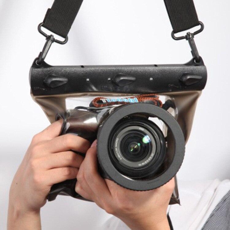 Tteoobl однообъективная зеркальная камера водонепроницаемая сумка однообъективная зеркальная камера водонепроницаемая крышка Дайвинг