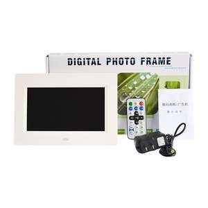 Digital-Photo-Frame 7inch Backlight Hd Led Music-Video Full-Function