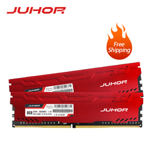 DIMM Memory-Rams Desktop Ddr4 8gb JUHOR 2666mhz 2133mhz 2400mhz 16GB New with Heat-Sink