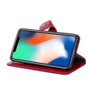 Image 2 - Pour LG K40 K50 Q60 V50 V40 V30 V20 G8 ThinkQ G8s G7 G5 G6 Q6 Q7 W10 W30 Stylo 3 4 5 Coques De Téléphone Portefeuille En Cuir Flip Housse