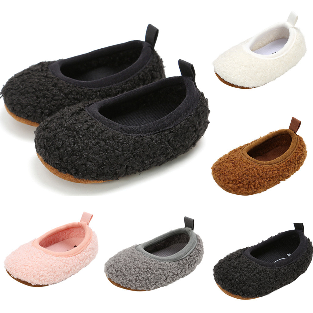 Baby Girl Boys Shoes Slip-On Comfortable Solid Fashion  First Walkers Kid Shoes  Children's Suit High Quality