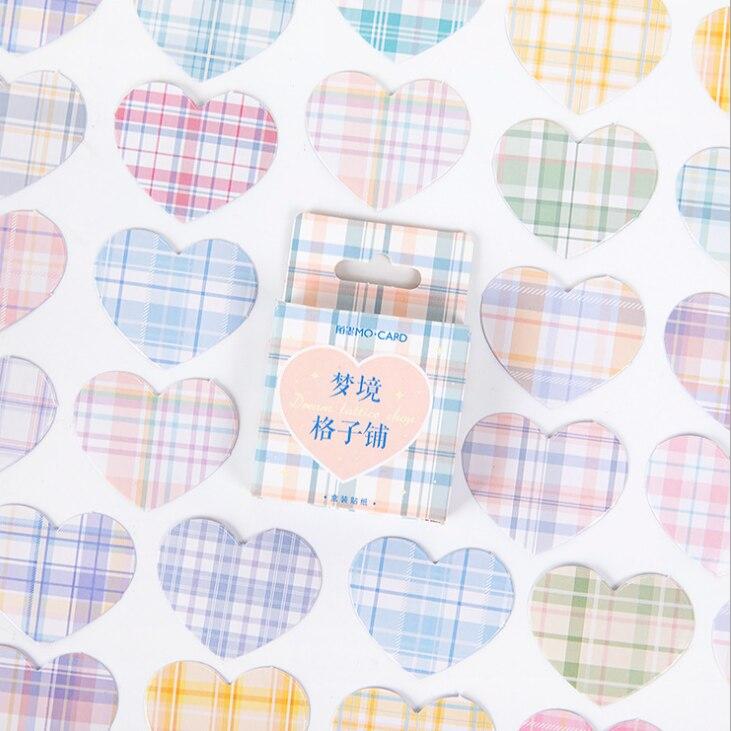 Colorful Cross Diy Decorative Sticker(1pack=46pieces)