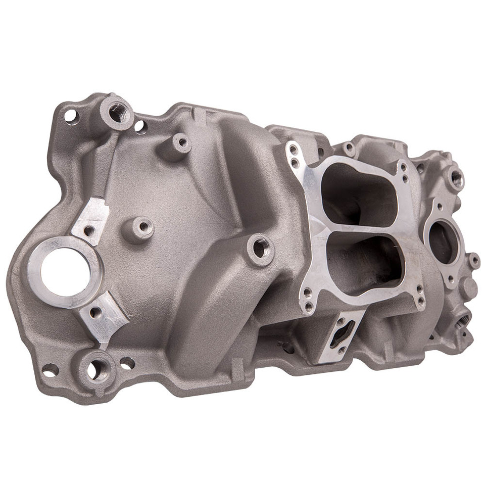 Summit Stage 1 Chevy 1986-1995 350 Intake Manifold For TBI Stock Heads 226016