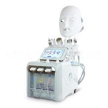 7 en 1 Hydrafacial Dermabrasion masque Facial eau oxygène Jet Peel Hydra peau épurateur beauté du visage nettoyage en profondeur RF Lifting du visage